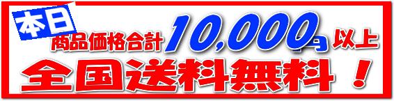 一万円送料無料