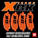 【再入荷】XBK エクストリームブレーキパッド 全国送料無料