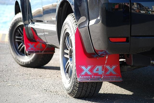 X4Xマッドフラップ